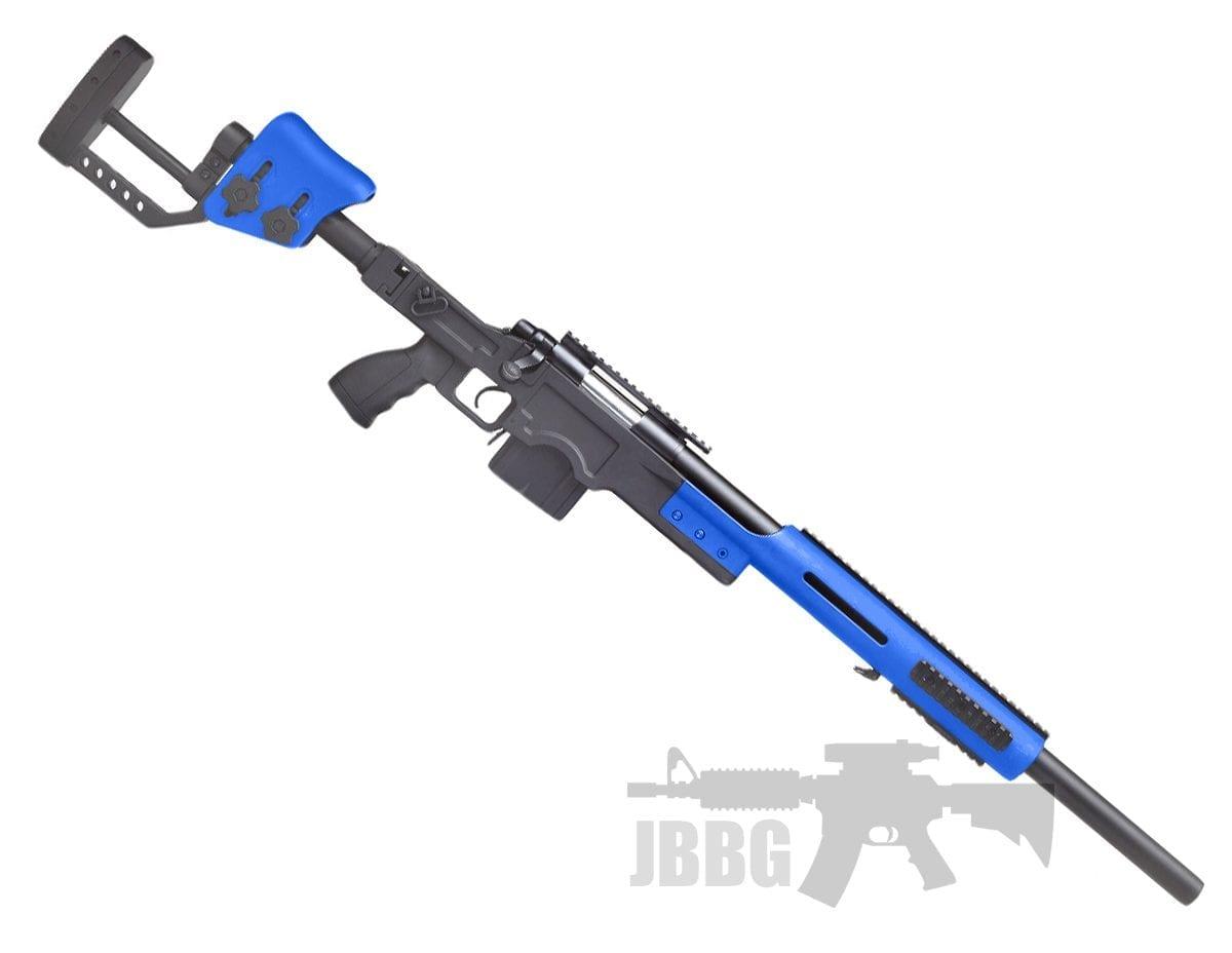 mb4410 blue sniper rifle