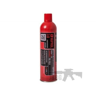 Nuprol 3.0 Gas Red 300g (UK Only)