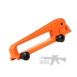top m4 gun rail orange