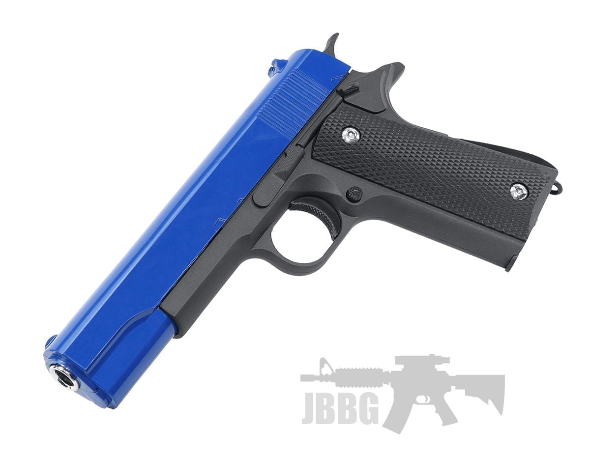 g13 blue bb pistol