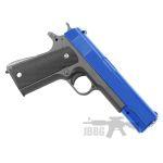 pistal 1911 pistol3 blue