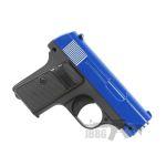 pistal 25 pistol 3 blue
