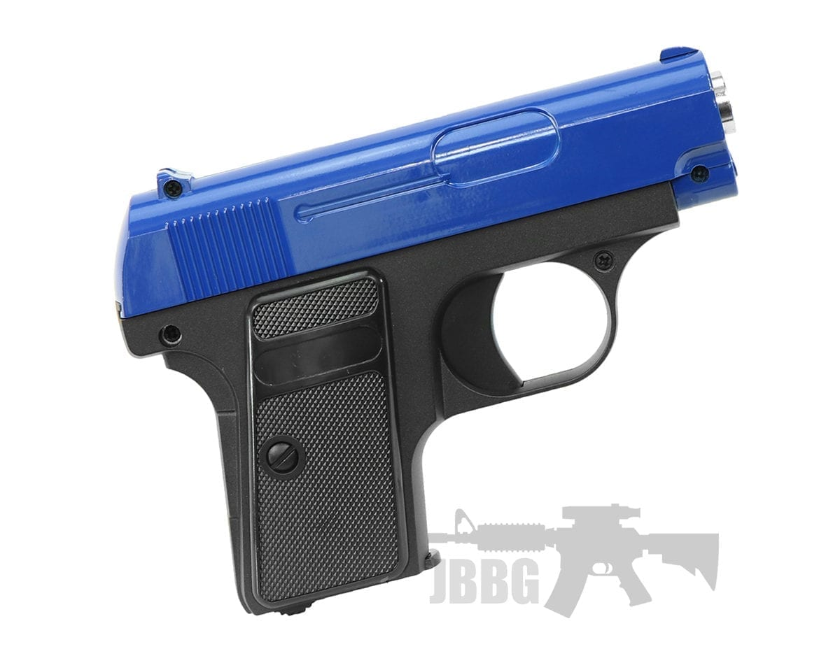 g1 blue bb pistol