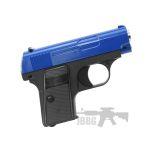 pistal 25 pistol 4 blue