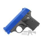 pistal 25 pistol2 blue