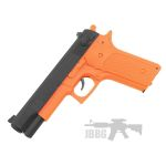 pistal 645 orange pistol 4