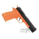 pistal sr1911 orange 4