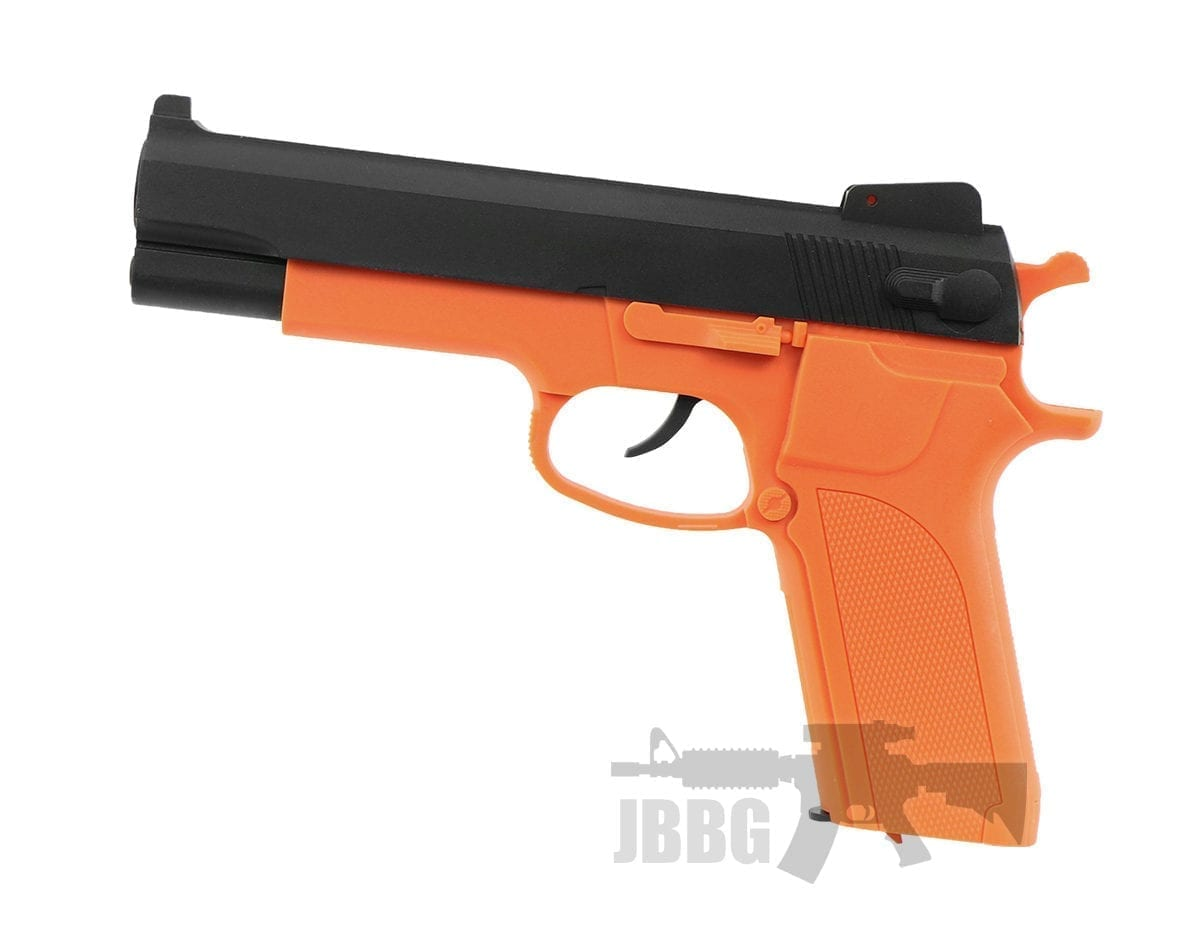 sr4505 bb orange pistol