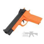 pistal sr4505 orange 2