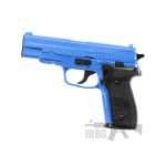 ha116 blue airsoft pistol