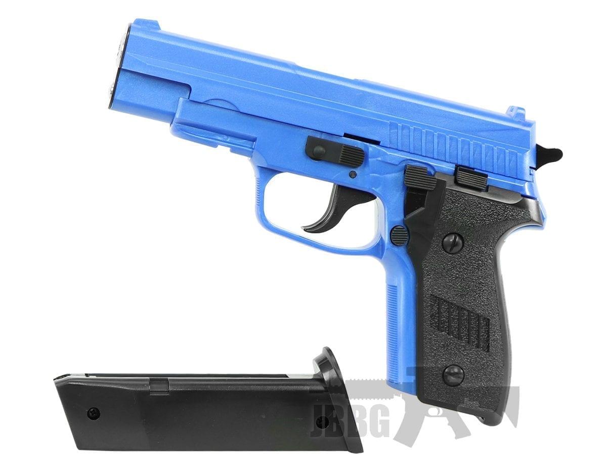 ha116 blue pistol