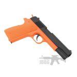 pistol orange sr199 3