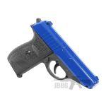 pistol ppk blue 2