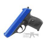 pistol ppk blue 3
