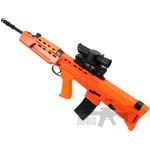 sa80 orange rifle 33