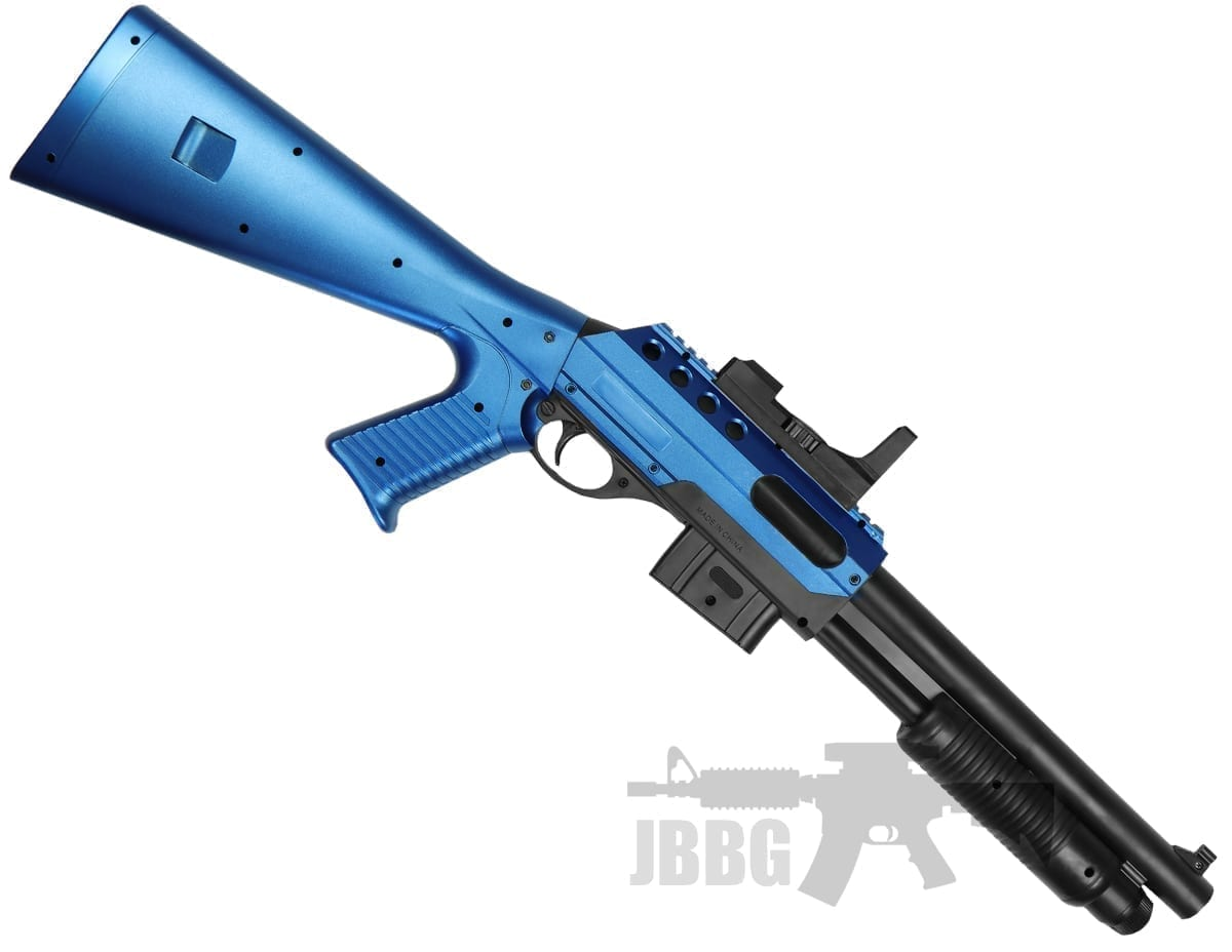 0581B Pump BB Shotgun