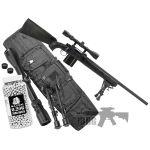 airsoft sniper bundle set