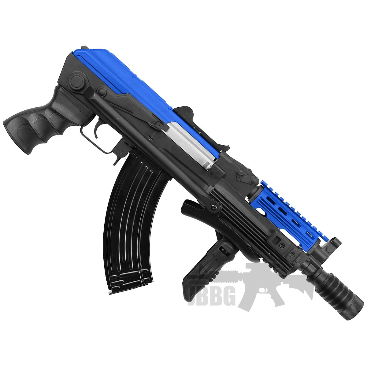 sr adv ak47 airsoft gun blue