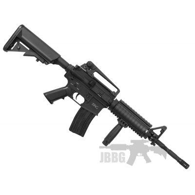M4 RIS Zombie Hunter 0504 Gen3