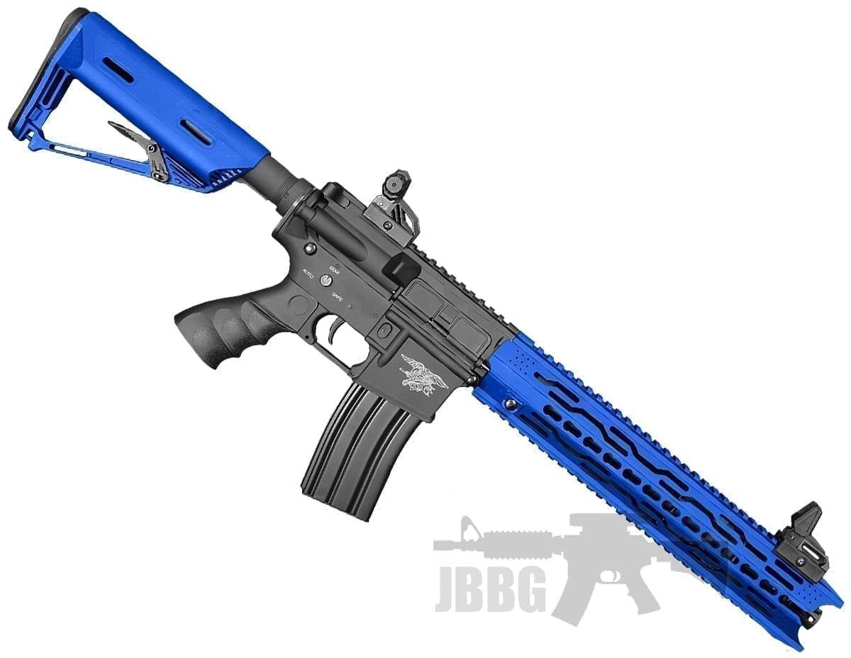 SR4 Mamba M Gen 3 Airsoft Gun