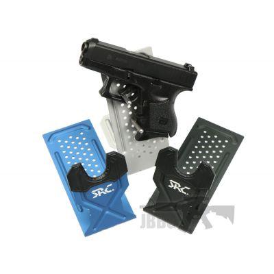 SRC Pistol Stand 104N BK