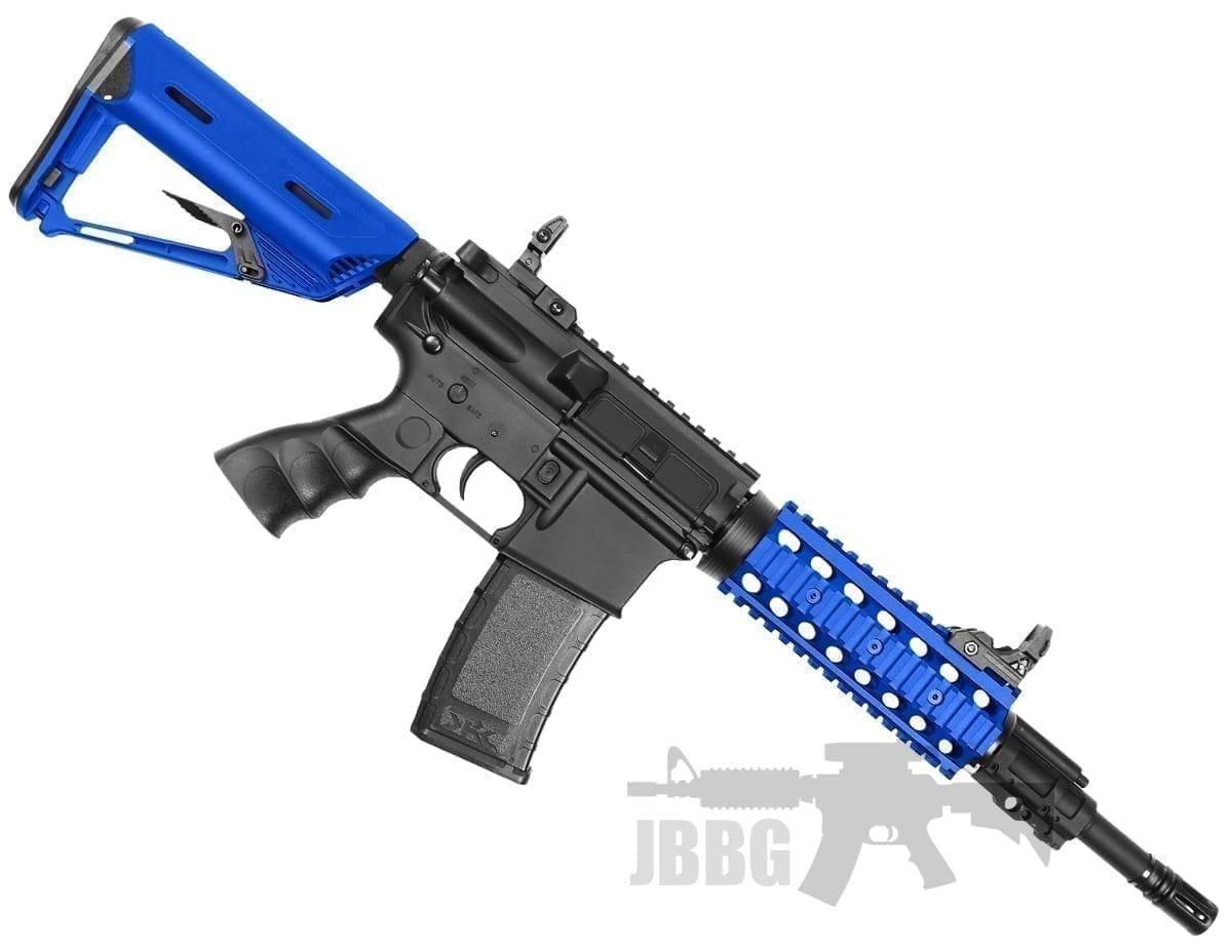 Bulldog ST Beta Airsoft Gun