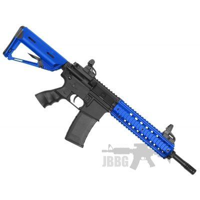 Bulldog Pro Line SR4 R.I.S Airsoft Gun G3