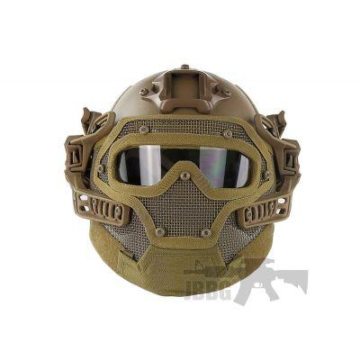 Airsoft Tactical Helmet G4 Full Face