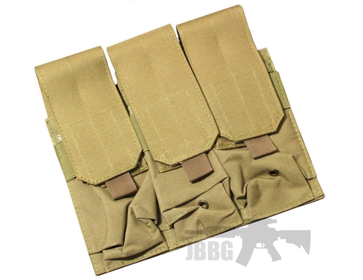 Rifle 3 Mag Pouch