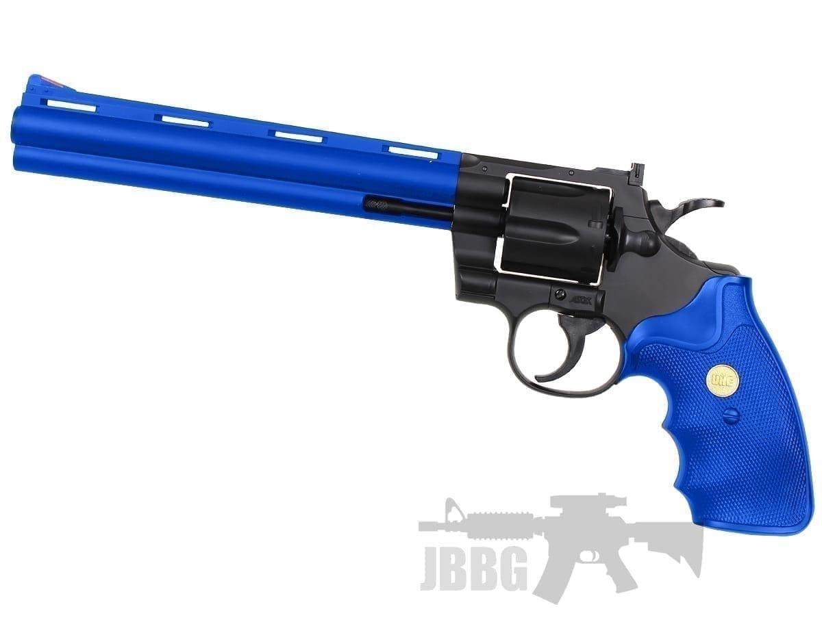 UA941 Airsoft BB Revolver