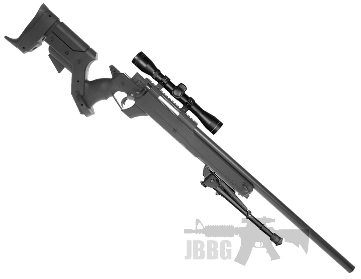 mb04 well airsoft sniper set