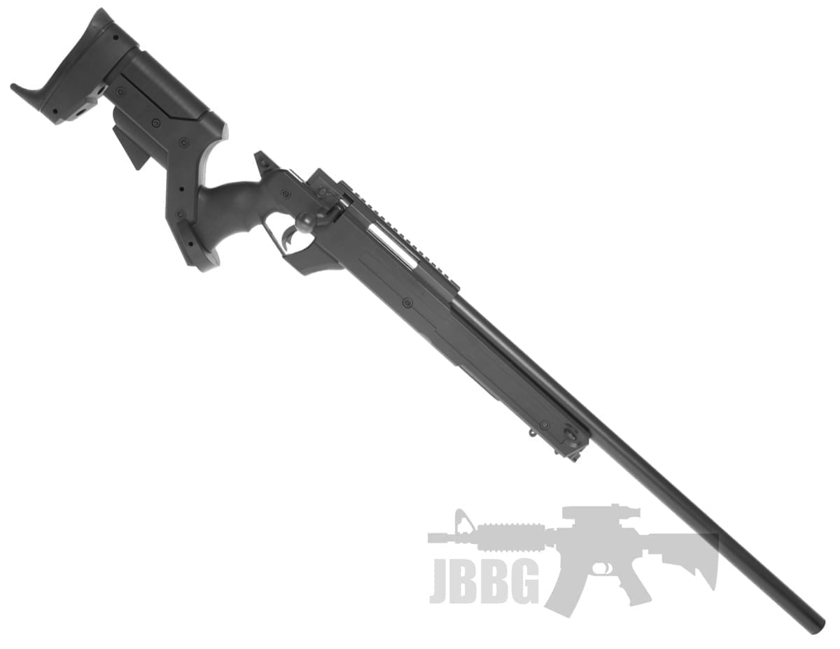 mb04 well airsoft sniper black