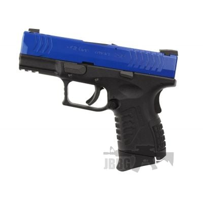 WE XDM 3.8 Gas Airsoft Pistol