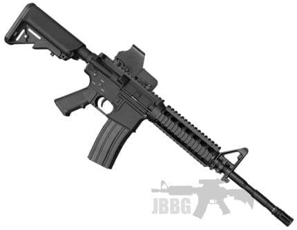 zombie hunter src airsoft gun set