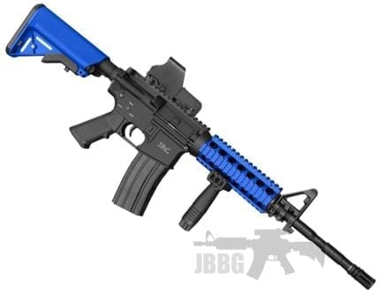 zombie hunter src airsoft gun set ris