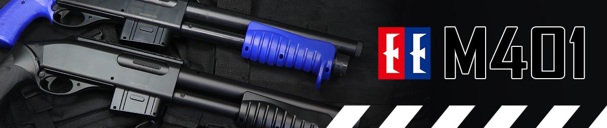 m401 airsoft pum shotgun at jbbg uk 2