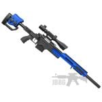 well mb4410a airsoft sniper rifle