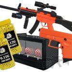 bb gun and pistol bundle set