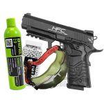 hg171 gas pistol bundle set