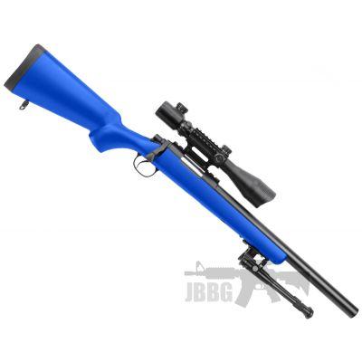 sniper rifle 55 1 blue