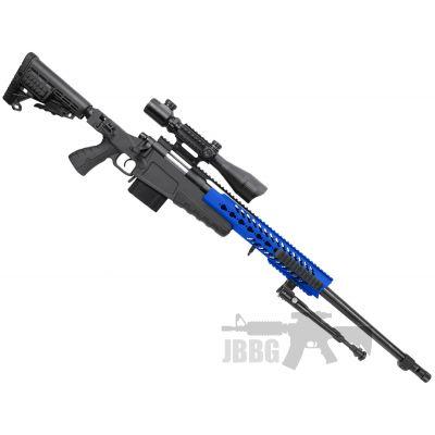 sniper rifle tac 1 blue