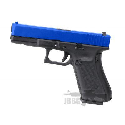 we g17 airsoft pistol gun 1 blue