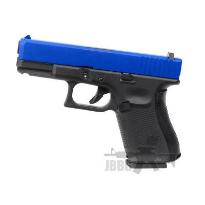 we g19 airsoft pistol gun 1 blue