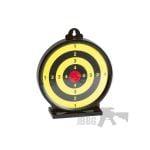sticking target round