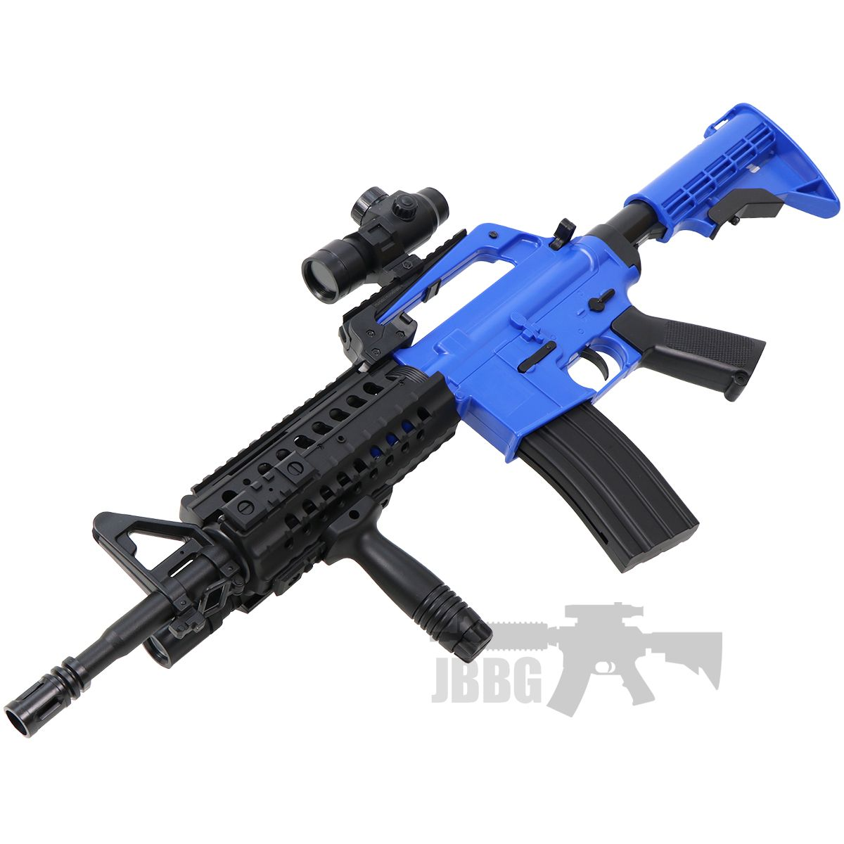Well MR733 Spring Airsoft Rifle