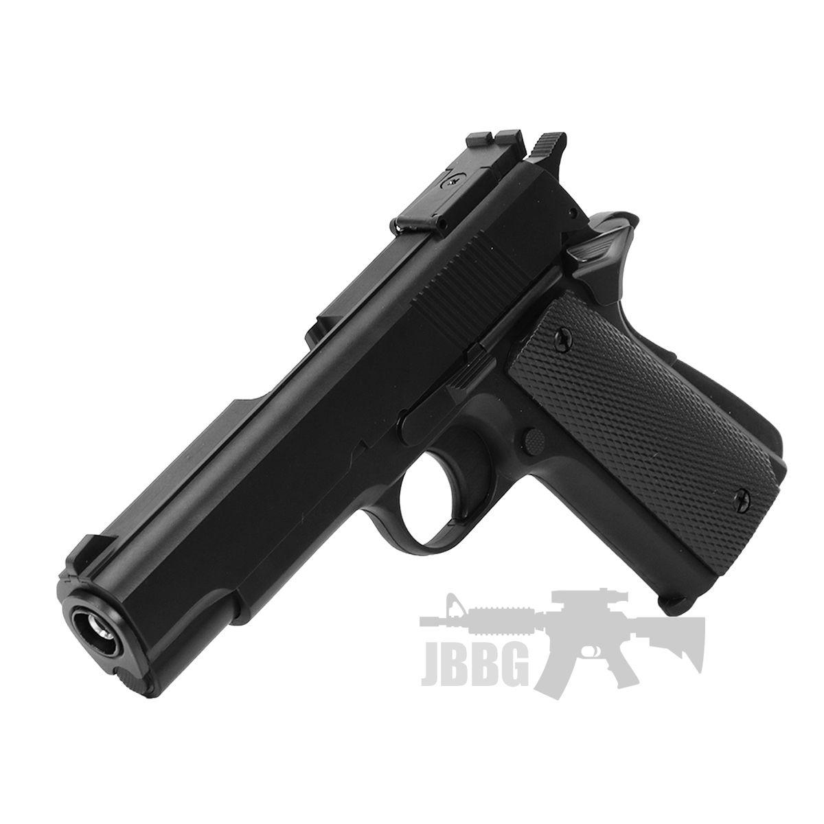 hg123 gas airsoft pistol 5