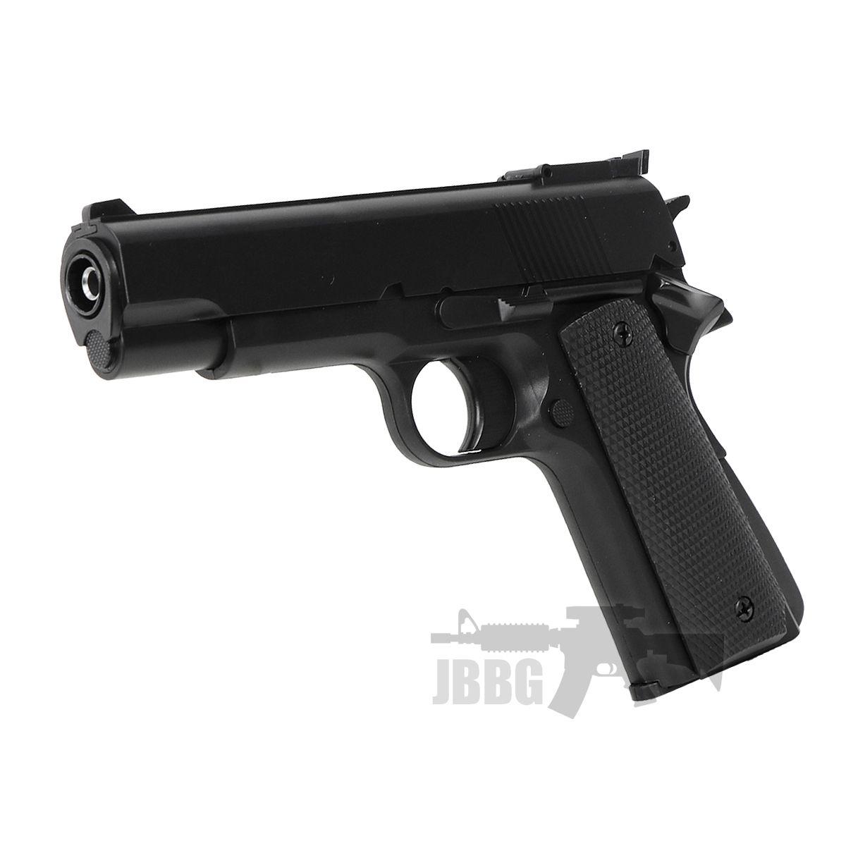 hg123 gas airsoft pistol 8