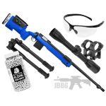 mb4417 sniper bundle offer set 1 blue