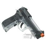 pistol 4 BERETTA 92FS