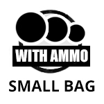 with small bag ammo